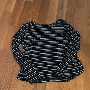 Aeo striped long sleeve soft and sexy!!